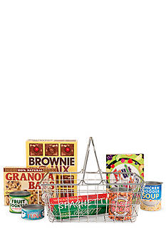 Melissa & Doug Let's Play House! Grocery Basket - Online Only