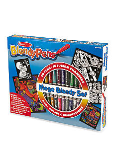 Melissa & Doug Blendy Pen Mega Set