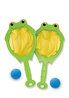 Melissa & Doug Froggy Toss & Catch Net & Ball