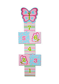 Melissa & Doug Cutie Pie Butterfly Hopscotch