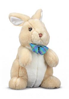 Melissa & Doug Plush Proper Bunny