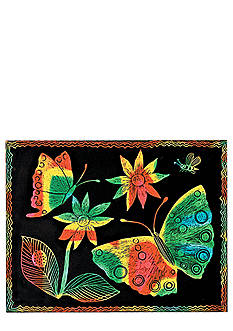 Melissa & Doug Multicolored Scratch Art