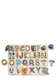 Melissa & Doug Alphabet Art Puzzle - Online Only