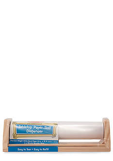 Melissa & Doug Tabletop Paper Roll Dispenser - Online Only