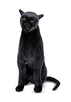 Melissa & Doug Plush Panther