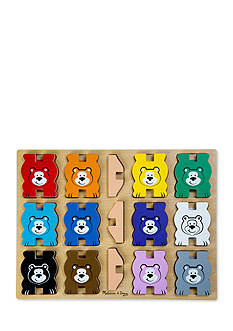 Melissa & Doug® Stacking Chunky Bears-Online Only