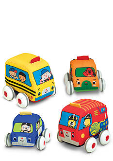 Melissa & Doug Block Vehicles