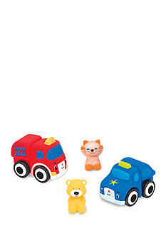 Melissa & Doug Pop Blocs Vehicles