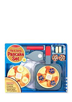 Melissa & Doug Wood Flip Pancake Set-Online Only