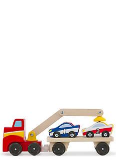 Melissa & Doug Magnetic Car Loader - Online Only