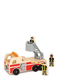 Melissa & Doug Fire Truck-Online Only
