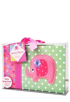 Nursery Rhyme Elephant Baby Brag Book