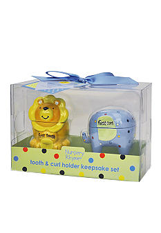 Nursery Rhyme Tooth & Curl Keepsake Set