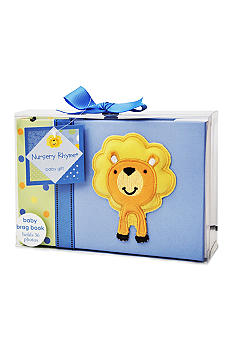 Nursery Rhyme Lion Baby Brag Book
