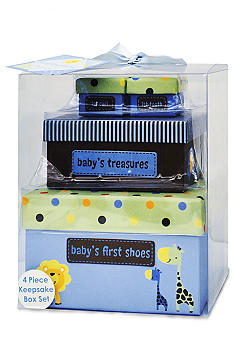 Nursery Rhyme Baby Keepsake Box Set