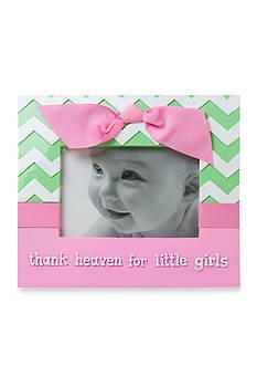 Nursery Rhyme® 'Thank Heaven For Little Girls' Frame