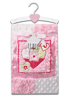 Nursery Rhyme® Heart Blanket