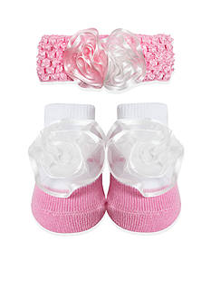 Nursery Rhyme 2-Piece Headband and Socks Set