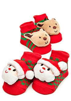 Nursery Rhyme 2-Pack Christmas Novelty Socks