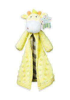 Nursery Rhyme® Plush Giraffe Novelty Blanket