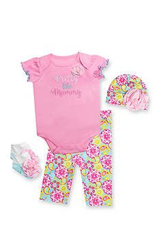 Nursery Rhyme 4-Piece Pretty Like Mommy Gift Set