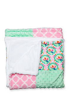 Nursery Rhyme Patchwork Blanket
