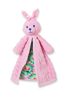 Nursery Rhyme Bunny Snuggy Security Blanket