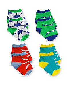 Nursery Rhyme 4-Pack Sport Sock Set