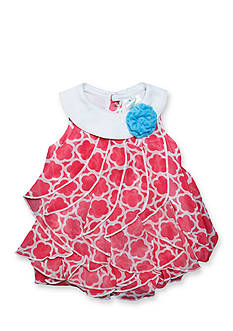 Nursery Rhyme Ruffle Bubble Romper