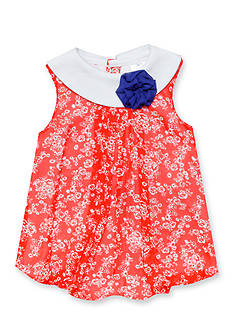 Nursery Rhyme Red Flower Bubble