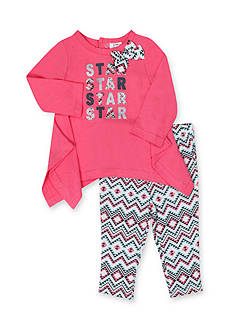 Nursery Rhyme Star Aztec Set Infant/Baby Girls