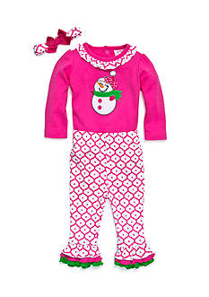 Nursery Rhyme 3-Piece Holiday Set