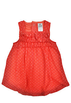 Nursery Rhyme Polka Dot Bubble Dress