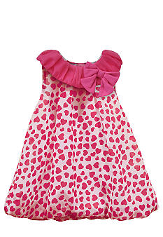 Nursery Rhyme Heart Bubble Dress