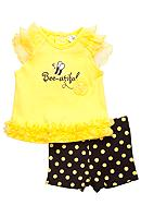 Nursery Rhyme® Bee-utiful Short Set