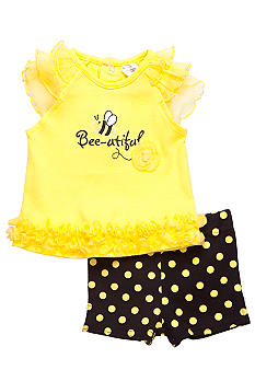 Nursery Rhyme Bee-utiful Short Set