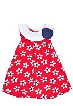 Nursery Rhyme Flower Bubble Romper