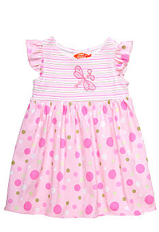 Sweet Potatoes Flutter Coverup Toddler Girls