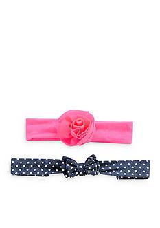 Carter's® Girls 2-Pack  Head Wraps