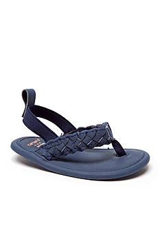 Carter's® Braided Flip Flop Sandal