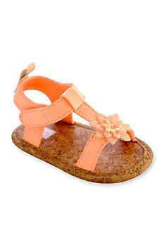 Carter's® Girls Flower Glitter Sandal