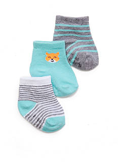 Carter's® Boys 3-Pack Printed Socks