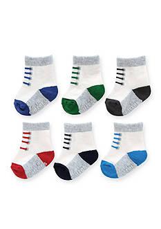 Carter's 6-Pack Sneaker Socks