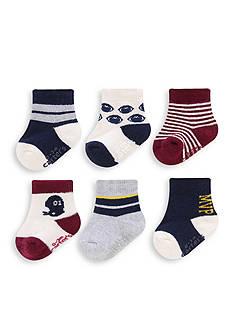 Carter's 6-Pack Sport Computer Socks