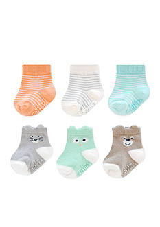 Carter's 6-Pack Character Socks