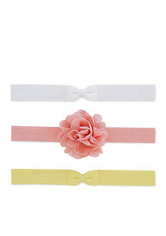 Carter's 3-Pack Tulle Mix Plume Headwraps