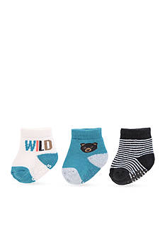 Carter's 3-Pack Happy Camper Socks