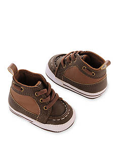 Carter's Baby Boy Brown Boat Shoes