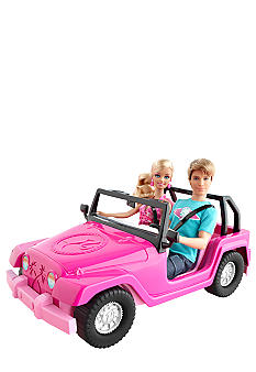 Mattel Beach Cruiser Vehicle