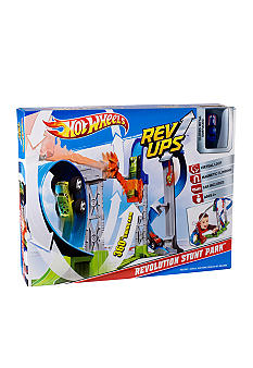 Mattel HOT WHEELS REV UPS Revolution Stunt Park Play Set - Online Only